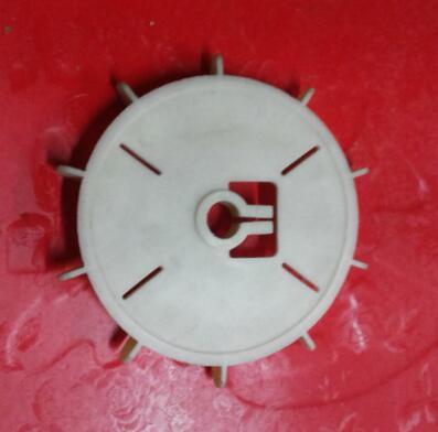 清水泵风叶带螺丝孔