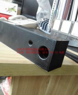 液压电机减震垫 厂家定做 橡胶电机减震条 防撞缓冲条 DSM型160M