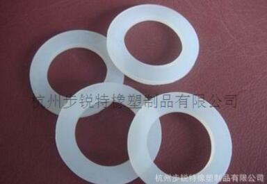 硅胶O型圈 白色硅胶密封圈 本厂专业提供无毒绝缘硅胶密封制品