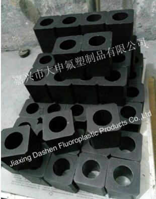 填充石墨 聚四氟乙烯异形件/四氟制品--防腐蚀配件