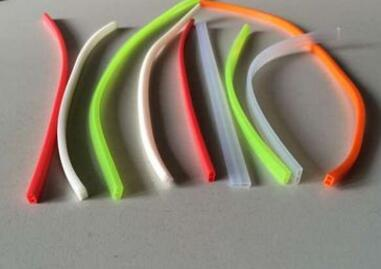 厂家优德88中文客户端日字型硅胶管条日子形 食品级密封用异性硅胶管条
