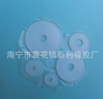 浙江厂家 现货批发供应BJD关节垫片 硅胶垫片(可定制各类尺寸)