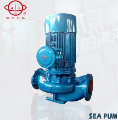 现货供应 ISG立式管道离心泵 立式离心泵 立式管道泵 增压管道泵