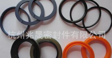 厂家直销 专业批发叉车配件 密封件 北京现代2T倾斜缸油封 修理包