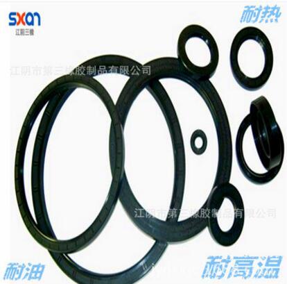 供应各种优质油封,O型圈,氟胶K型圈及各种橡胶制品