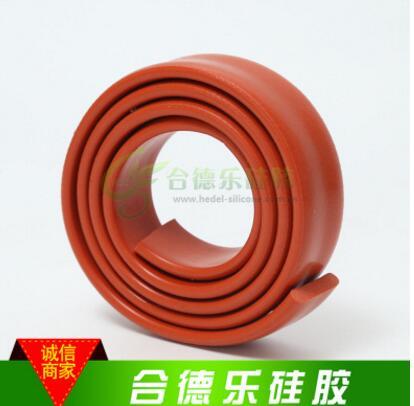 棕色闭孔发泡密封条硅胶 异形密封条 橡塑密封胶条 厂家直销