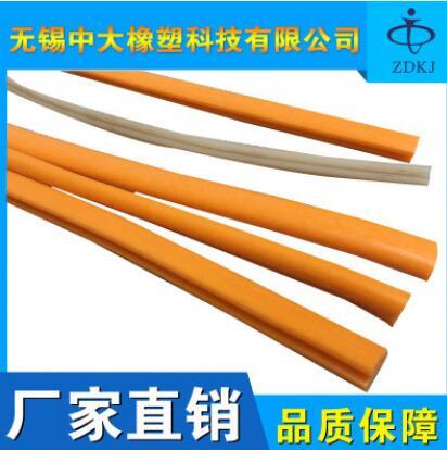 厂家直销 硅胶密封条 耐高温密封胶条 优质低价橡胶玻璃卡条
