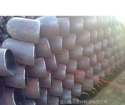 盐山鑫茂专业生产碳钢弯头DN150(B)