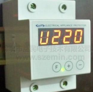 供应过欠压保护器,断零开关,380V保护继电器