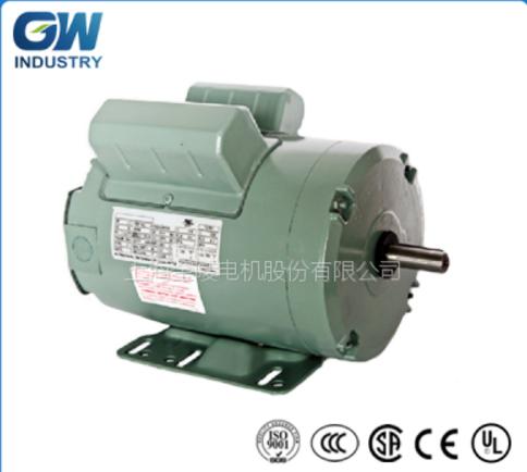 金陵电气 电机 电动机 专业制造NEMA单相双电容式交流电动机