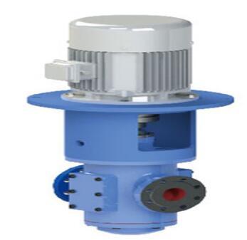 三螺杆泵 SNK2900-46 悬挂式三螺杆泵 循环系统液压油泵 厂家直销