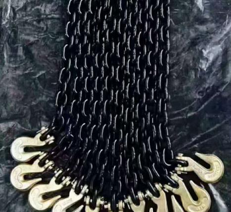 供应耐高温矿用起重链条 多种规格工业矿用起重链条