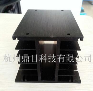单个装固态散热器(快达CRYDOM固态继电器定制) DM-HS053