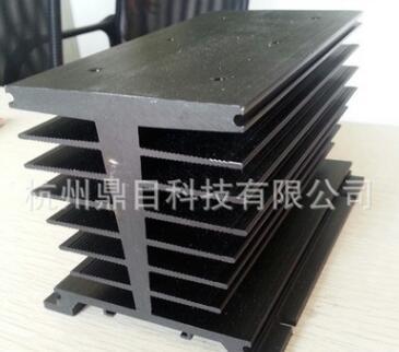 三个装固态散热器(快达CRYDOM固态继电器定制)DM160HB
