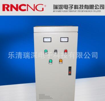 低价供应 内置旁路软启动柜18-55kw 软启动柜
