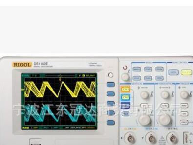 北京普源DS1102E经济型数字示波器100MHZ