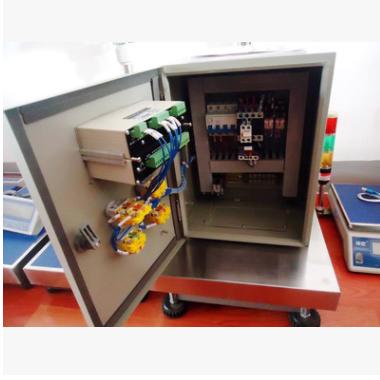 配料系统专用XK3190-C8带控制柜控制仪表可控制电机定量值