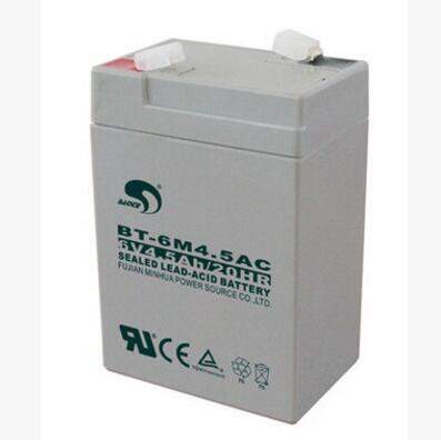 BT-6M4.5Ac电池 赛特6V5.OAH/20HR 赛特蓄电池6V4.5AH价格