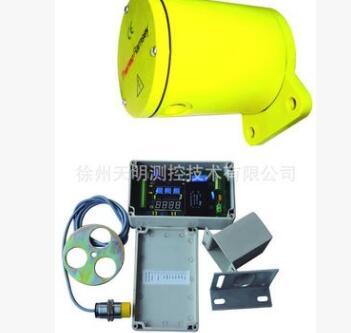 皮带打滑检测开关60-22H转速监控器欠速开关天明公司专业生产