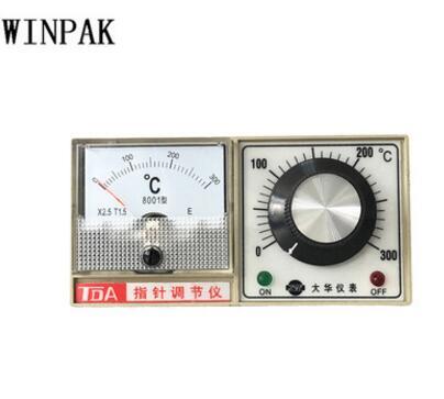 TDA-8001H指针机械式温度控制器恒温厂家直销大华养殖锅炉可调仪