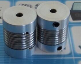 厂家供应弹簧联轴器弹性联轴器编码器联轴器