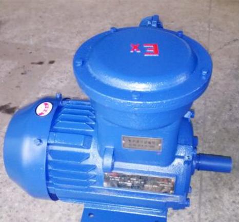 YB2YB3 隔爆三相YB3 5.5kw-2水泵化工泵防爆电机立式卧式立卧式