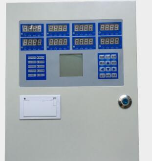八通道气体报警控制器,气体报警器控制主机,气体报警器控制盒