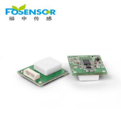 福申CH2O甲醛传感器模组甲醛模块 已标定 软硬件可定制厂家直销
