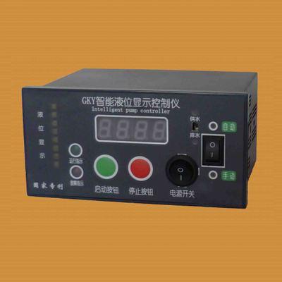 祥天和接入干簧管浮子的GKY-GH液位控制仪表
