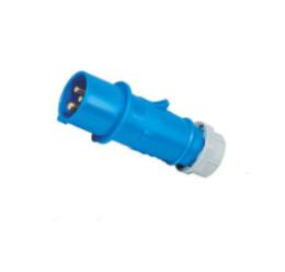 施耐德工业插头PKX16M723防水插头3P 16A IP67移动插头