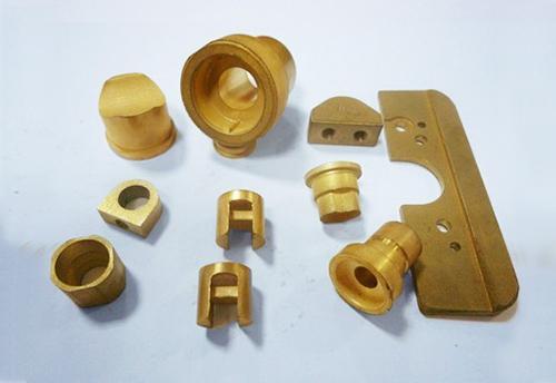 精石粉末冶金铜基粉末冶金含油轴承