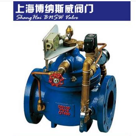 上海博纳斯威阀门-多功能水泵控制阀700X