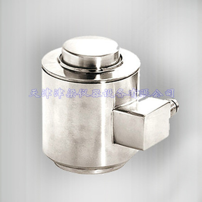 JLYH筒式荷重传感器 材料试验机用称重传感器 合金材料传感器厂家