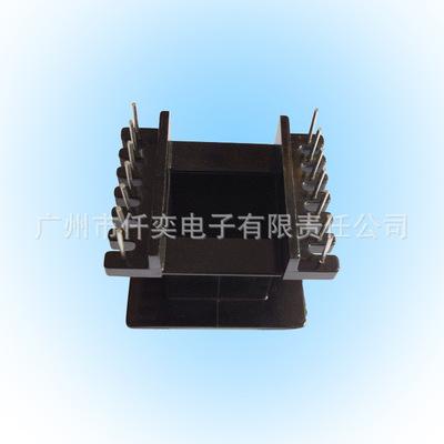 高频变压器EE55立式7+7骨架 电木骨架