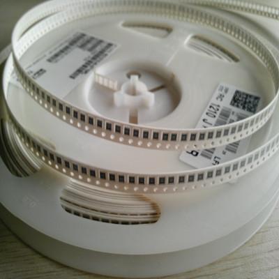 贴片电阻电容0603 0805 1206样品有售 配套 整盘全系列厚声 三星