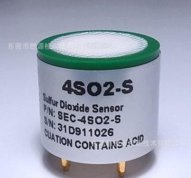 二氧化硫气体传感器 电化学二氧化硫传感器 4SO2-L SO2 SENSOR