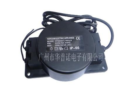 【精品推存】供应LED地埋灯专业防水环形变压器
