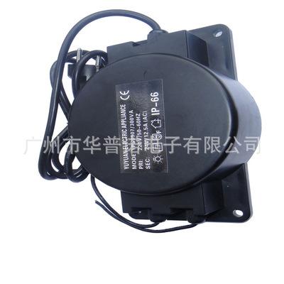 供应防水变压器 12V防水变压器 水底灯防水变压器