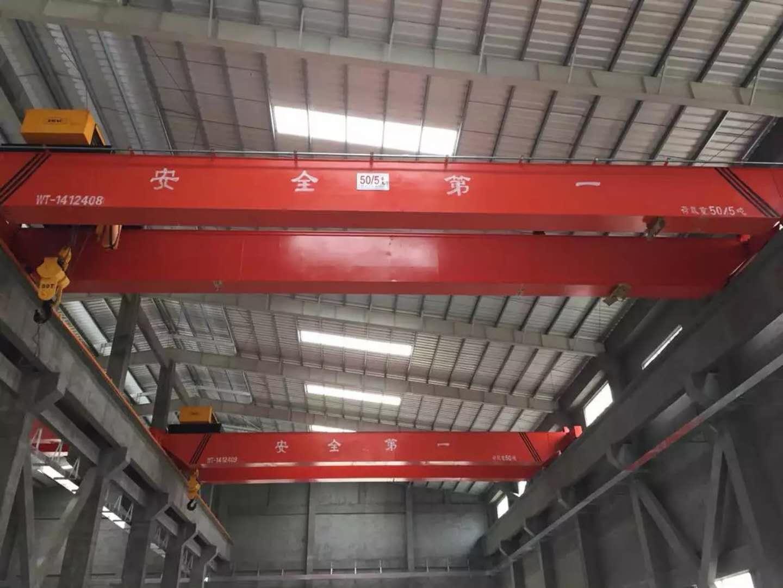工业用双梁桥式起重机型号/卫华重型机械