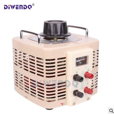 自藕调压器TDGC2-7KVA/7KW 手动交流接触式可调变压器