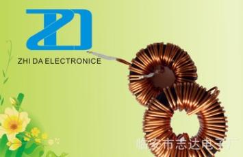 供应节能灯系列优质电感 铁硅铝CS270 125漆包线