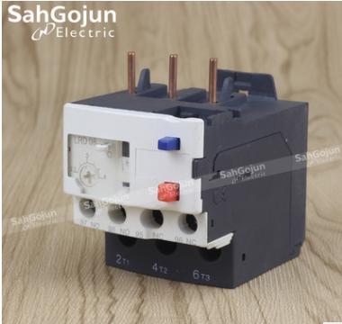 共骏热过载继电器LRD 0.63-32A