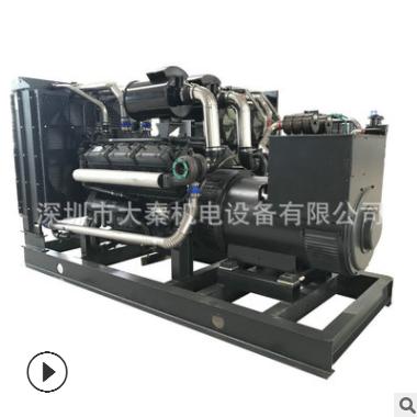 厂家提供开架式上海沃灵发电机组 上海沃灵发电机组租赁