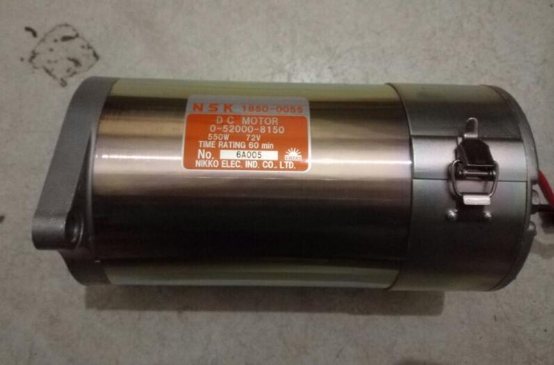 1850-0055力至优FB30PN叉车转向电机
