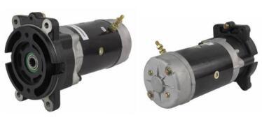 0-51000-3040小松WA380转向电机