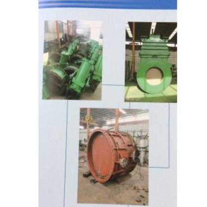 阀门及配件、发电机、电机、化工机械设备的销售及维修