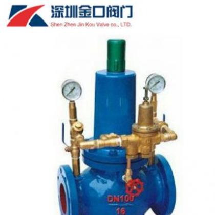 Y46T组合式减压阀 多功能铸钢组合式减压阀厂家