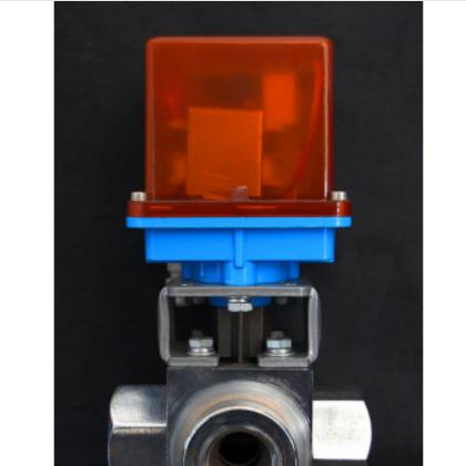 阜宁高压电动阀门 小型高压电动阀门 DN25高压电动阀门