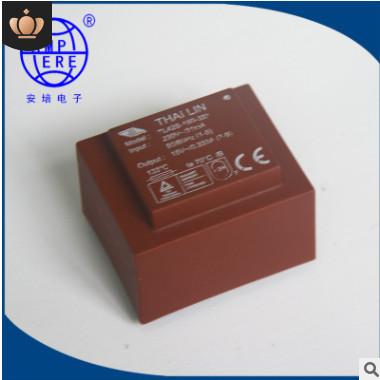 厂家直销 EI4215 灌封式变压器4-6W 防潮防水灌封变压器