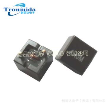 JMU0806插件油压成型一体电感 插件一体成型电感 大电流插件电感